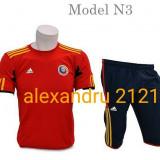 Compleu Nationala Romaniei - Trening barbati Adidas, Marime: S, M, L, XL, XXL, Culoare: Din imagine, Poliester