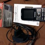 Telefon dual sim Swisstone - Telefon mobil Dual SIM, Negru, Nu se aplica, Neblocat, Fara procesor