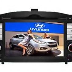 DVD, CDplayer, TV, soft GPS Player Udrive Dedicat Hyundai iX35 - DCT17490 - Navigatie auto