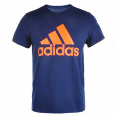 Tricou Barbati, Adidas, Sports Essentials Logo Tee, Bleumarin-L - OLN-ONL9-S23017 L