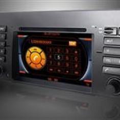 Unitate auto Udrive multimedia navigatie (DVD, CD player, TV, soft GPS) dedicata pentru BMW seria 5, X5 - UAU17594 - Navigatie auto