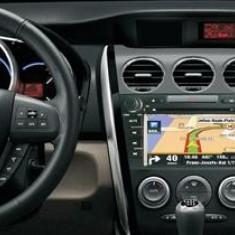 Navigatie auto - Unitate auto Udrive multimedia navigatie (DVD, CD player, TV, soft GPS) dedicata pentru Mazda CX-7 - UAU17587