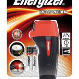 Energizer Lanterna 7638900326307, ENERGIZER Impact Led + 2 baterii AAA, negru