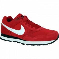 Pantofi Alergare Barbati, Nike, MD Runner Suede, Rosu-45 - OLN-ONL9-684616-610 45