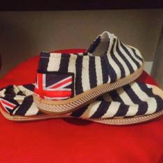 Pantofi barbati Lonsdale - Espadrile Tip ZARA London Unisex Model deosebit 49lei