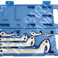 Trusa scule auto - Trusa cheie cu pin si cheie cu carlig 8 piese
