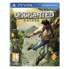 Uncharted Golden Abyss Ps Vita - Jocuri PS Vita