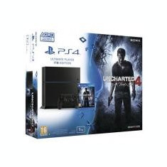 Consola Playstation 4 Ultimate Player Edition 1Tb Plus Joc Uncharted 4