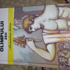 Carte mitologie - Legendele Olimpului