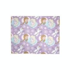 Patura Disney Frozen Crystal Rotary Fleece Blanket