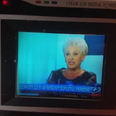 Televizor LCD, Sub 19 inchi - MINI TV LCD LENOIR TVC4 LCD-JUNIOR