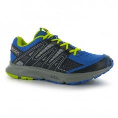 Adidasi barbati Salomon XR Shift Trail 100% originali, noi, CURIER GRATUIT, Marime: 41 1/3, Culoare: Din imagine, Textil
