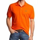 Tricou Lacoste polo Orange 5 (L)