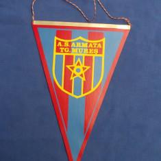 Fanion fotbal - FANION * A.S. ARMATA TG. MURES