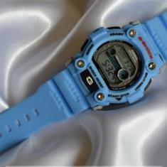 CASIO G-SHOCK DW 7900, Light Blue Edition !!! - Ceas barbatesc