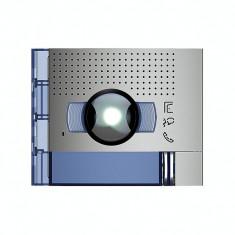 Buton push metalic pentru post exterior video interfon
