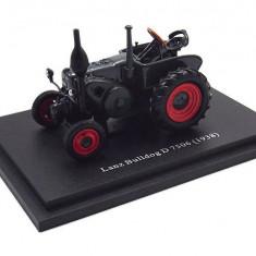 Macheta tractor Lanz Bulldog D 7506 - 1938 scara 1:43 - Macheta auto