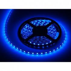 Bec / LED - BANDA LED 5M PROTECTIE IP65 ALBASTRU LED0128-1