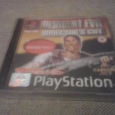 Resident Evil Director's Cut + Resident Evil 2 Demo - PS1, Actiune, Toate varstele, Single player