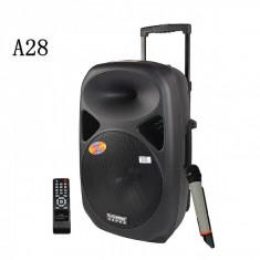 Boxa audio portabila activa cu bluethooth Temeisheng A28