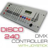 Controler disco DMX cu joystick 240