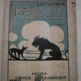 FABULE TRADUSE DE ST.O.IOSIF SI D.ANGHEL // INTERBELICA, ILUSTRATA