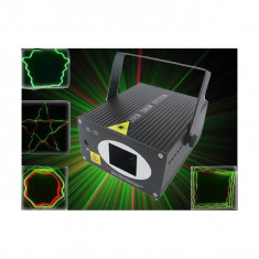 Laser disco show holographic HL-22 - Laser lumini club