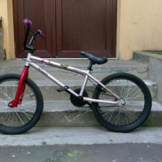 Bicicleta BMX Nespecificat B'twin, 16 inch, Numar viteze: 1