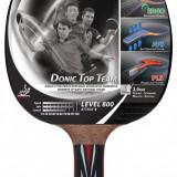 Paleta Tenis de Masa, Donic, Top Team, Line Level 800, Atac, Concav - OLN-ONL1-754193