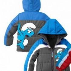 Geaca Iarna Strunfi Albastra 2236 Disney 6 ani (116 cm), Gri