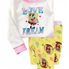 Pijamale copii Gap I love dream, Multicolor