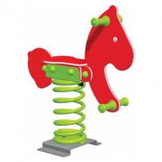 Leagan Kbt - Balansoar Pe Arcuri Pony - Varianta - Ingropat