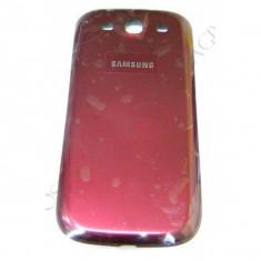 Capac baterie Samsung Galaxy S3 i9300 alb negru rosu