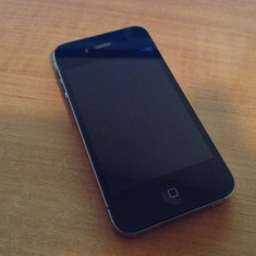 iPhone 4s Apple 16GB negru impecabil