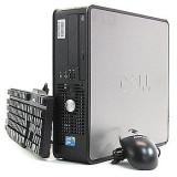 Sisteme desktop fara monitor Dell, Intel Core 2 Duo, 2501-3000Mhz, 2 GB, 40-99 GB - PC Dell 780, Core 2 Duo E7600, 3.00Ghz, 2Gb DDR3, 80Gb HDD, DVD-RW 10338