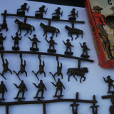 Cowboy AIRFIX made in england - Colectii