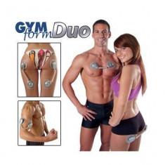 Bicicleta fitness - Aparat electrostimulare GymForm Duo