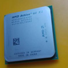 Procesor PC AMD, AMD, AMD Athlon 64, Numar nuclee: 2, 2.5-3.0 GHz, AM2 - G.Procesor Dual Core AMD Athlon 64 X2, 5000+, 2, 60Ghz, Socket AM2