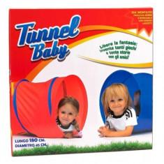 Tunel Pentru Corturi Copii 180Cm Lungime Multicolor