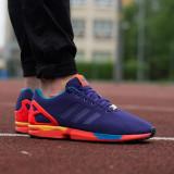Adidasi barbati, Textil - Adidasi originali - ADIDAS ZX FLUX