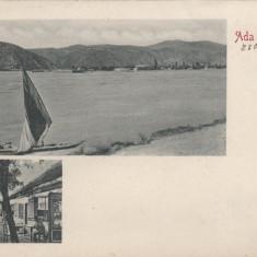 ADA - KALEH - Carte Postala Oltenia 1904-1918, Necirculata, Printata