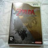 Joc The Legend of Zelda Twilight Princess,  Wii, original, alte sute de jocuri!