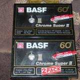 Deck audio - Casete BASF Chrome Super II