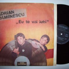 Disc vinil ADRIAN DAMINESCU - Eu te voi iubi (ST - EDE 03549) - Muzica Pop electrecord