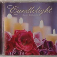 Owen Richards - Candlelight - Muzica Chillout, CD