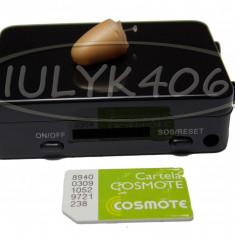 Casti Telefon, Negru, Conectivitate wireless - Sistem Cutiuta GSM BOX cu Microcasca MC 1000 sisteme Cutiuta si Casca JAPONEZA