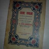 COLINDE POPULARE, CCA 1930 - Carte traditii populare