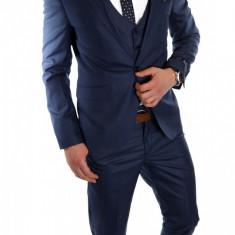 Costum tip ZARA - sacou + pantaloni - vesta costum barbati casual office - 6068