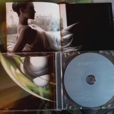 CD original. Jennifer Lopez: Como Ama Una Mujer - Muzica Pop sony music