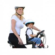 WeeRide Scaun de bicicleta Deluxe